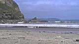 Прибой океана - видео для релаксации №1 - ocean relaxing