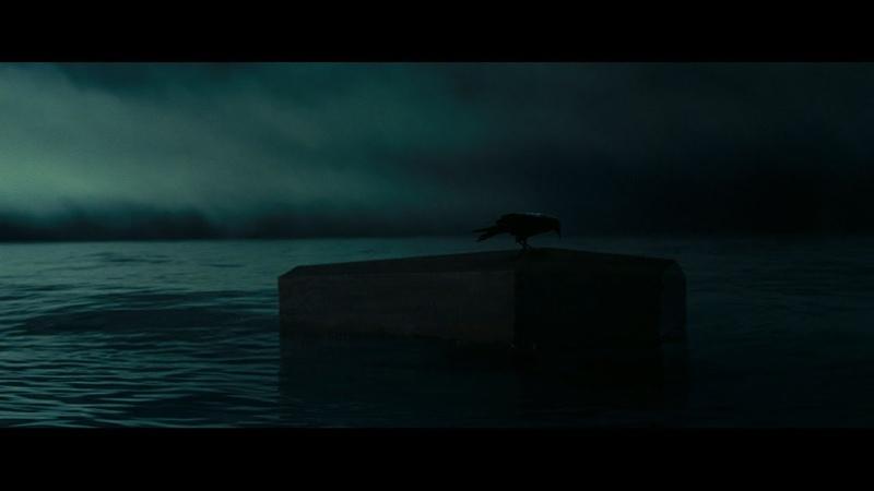 Джек Воробей возвращается на Черную Жемчужину. Рисунок ключа. HD