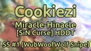 Cookiezi | IOSYS - Miracle-Hinacle [SiN Curse] HDDT SS 1 (WubWoofWolf Snipe)