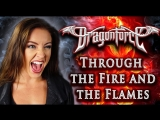Dragonforce - Through The Fire and The Flames ? (Cover by Minniva feat. Mr Jumb