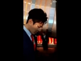 180322 Kris Wu @ 湖南卫视贴吧 Weibo Update