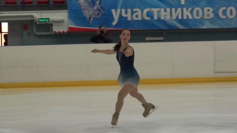 Алена Леонова, КП, МС, 2 эт. Кубка СПб 2018