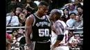 Michael Jordan vs David Robinson - ''Make The Right Call''