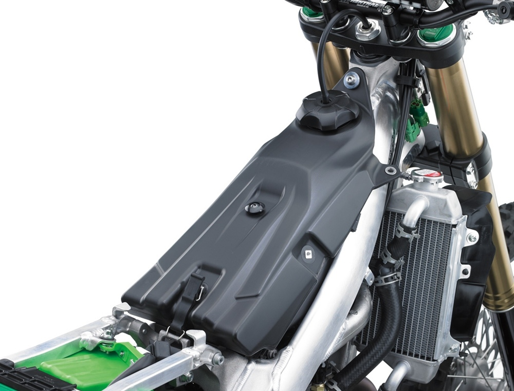 Кроссбайк Kawasaki KX450F 2019