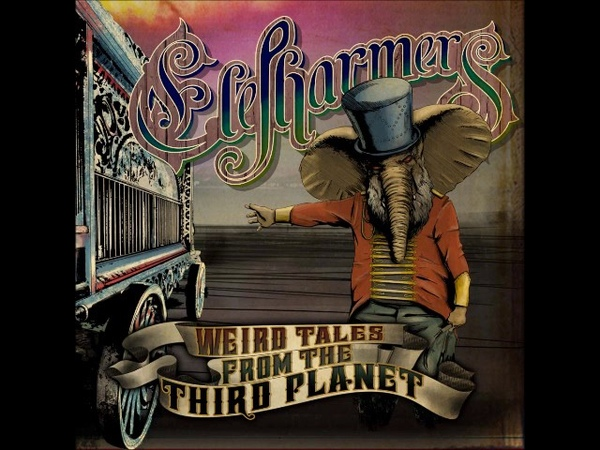 Elepharmers - Weird Tales from the Third Planet (Full Album 2013)