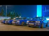 Встреча владельцев Audi RS2 Avant в России Поездка по Золотому кольцу