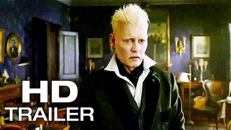 FANTASTIC BEASTS 2 Grindelwald Vs Queenie Trailer NEW (2018) Crimes Of Grindelwald Movie HD