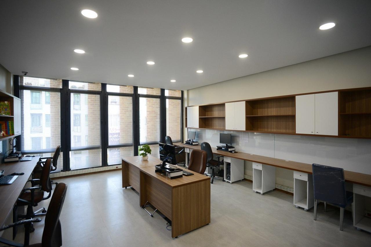Sarmashgh Office / Kohankhesht Architecture Group