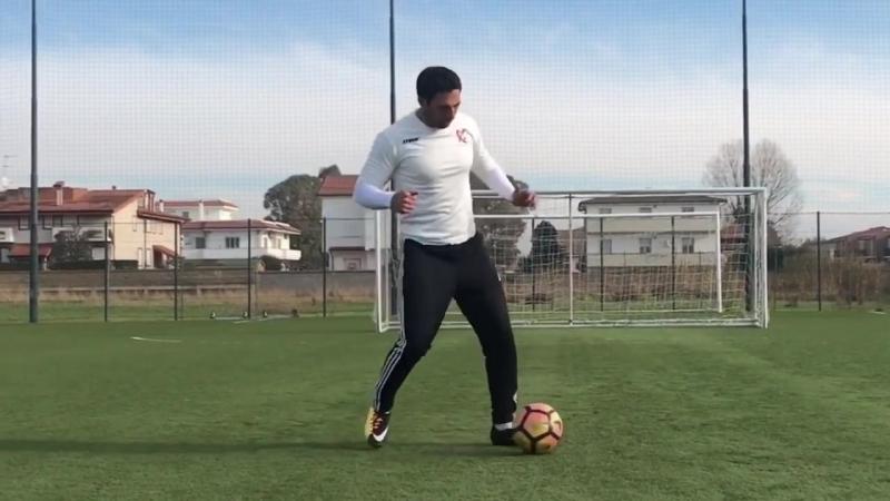 Come migliorare il dominio della palla _ 10 esercizi per il controllo e la gestione della palla