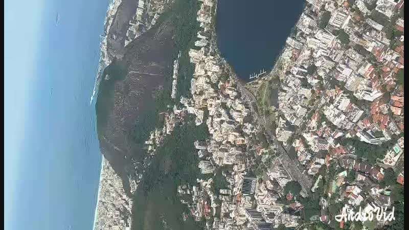 статуя Христа,полет на вертолете,Рио-де-Жанейро