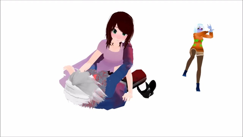 Mmd x undertale This is not what you think it is *requested*
