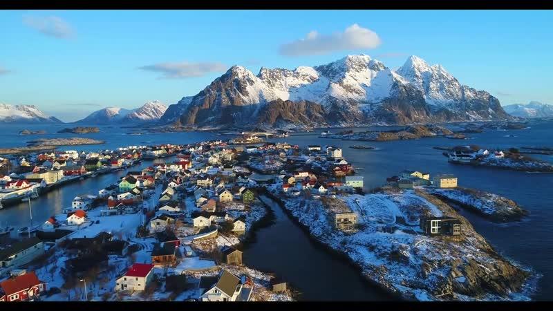Nat Geo Wild_ Северная Норвегия (4К)