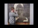 3D картины из саморезов