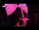 Sia Chandelier Live C Cauet sur NRJ