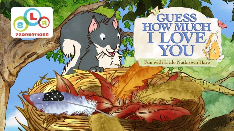 Guess How Much I Love You Adventures with Little Nutbrown Hare Special Feather