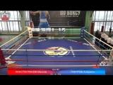 ПЕРВЕНСТВО ГОРОДА МОСКВЫ по боксу юноши 15 - 16 лет (2003 – 2004 года рождения) 2018г. День 1