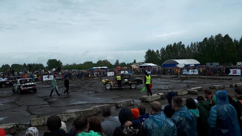 Восстание машин 2018 Ярославль!