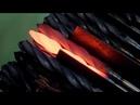 Как делают сверла, нарезание винтовой канавки