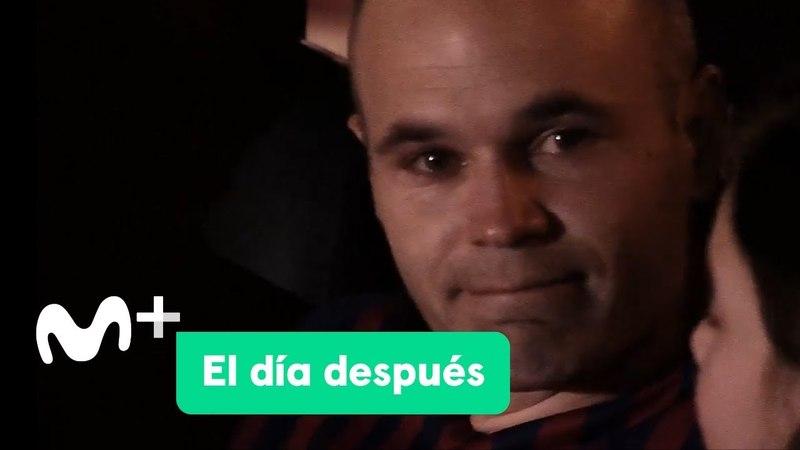 El Día Después (21/05/2018): Gracias por todo, Iniesta