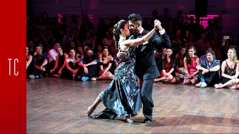 Tango Virginia Gomez y Christian Marquez Los Totis, 2842017, Brussels Tango Festival 24