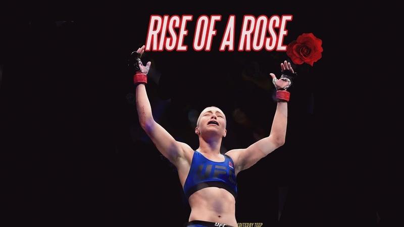 Rise of A Rose A Rose Namajunas Short Film