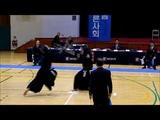 Korean Kendo Player - JinYong Jo(