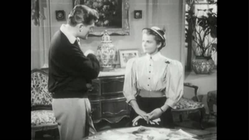 Х_Ф Спальня для старшеклассниц (Франция, 1953) Криминальный детектив при участии