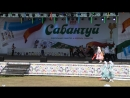 19.07.2015г Федеральный Сабантуй г Красноярск.на главной сцене пролог