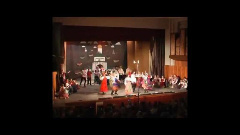 мордовская народная песня - Луганяса Келунесь (язык мокша)