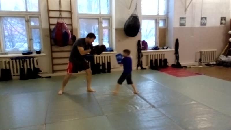 Тренировка 23.12.2018 г. Светослав