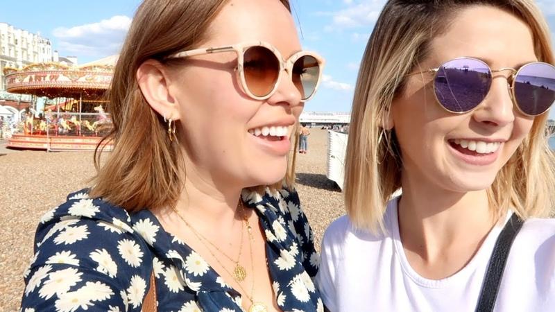 Beach Fun Sleepover With Zoe Alfie | Tanya Burr