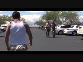 Gun show – bruno bernal, michael roman  pierce paris (2017)