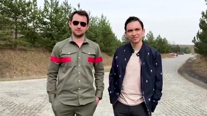 Михаил Дашкиев и Пётр Осипов приглашают на новый мастер-класс «Метаморфозы» 19 апреля!