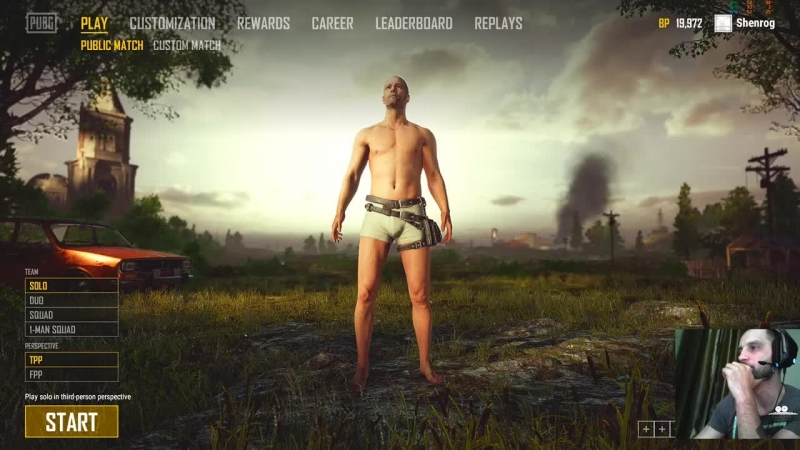 PUBG Today's plan_AirDrop Hunting _ НигаНи Follow ME