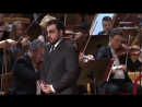 Migran Agadzhanian sings E lucevan le stelle...
