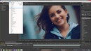 6 Retouch and Color Correction in After Effects Nikolay Serebryakov