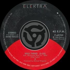 X альбом Wild Thing / Devil Doll [Digital 45]