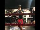 Тренировка по боксу в фитнес клубе KVANT