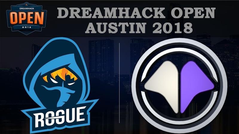 Rogue vs Millenium Map1 | Rainbow Six VODs | DreamHack Austin 2018 - Playoff (03.06.2018)