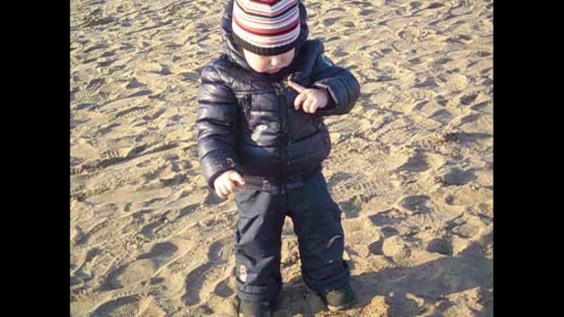 пляж это большая песочница