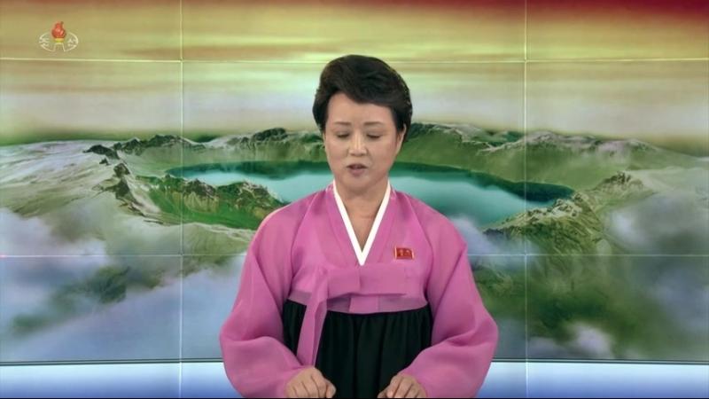 경애하는 최고령도자 김정은동지께서 조선인민군 제1524군부대를 시찰하시였다
