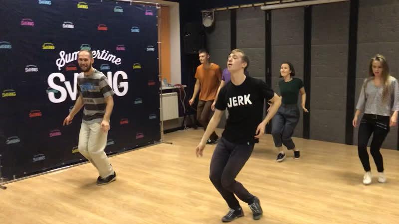 Jazz dance, группа Beg/Int