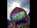 И вот она , победа 😍⚪️🔵🔴fifa2018 fifa18 чемпионатмирапофутболу2018 россия