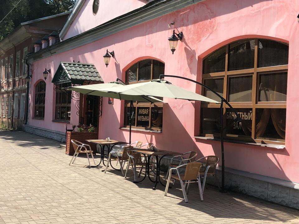 Лучшие кафе Селигера. Кафе Центр City