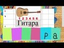 Учим буквы - Буква А. Видео для детей от 4х лет