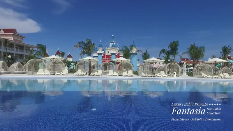 Luxury Bahia Principe Fantasia Don Pablo Collection - Punta Cana, Dominican Republic