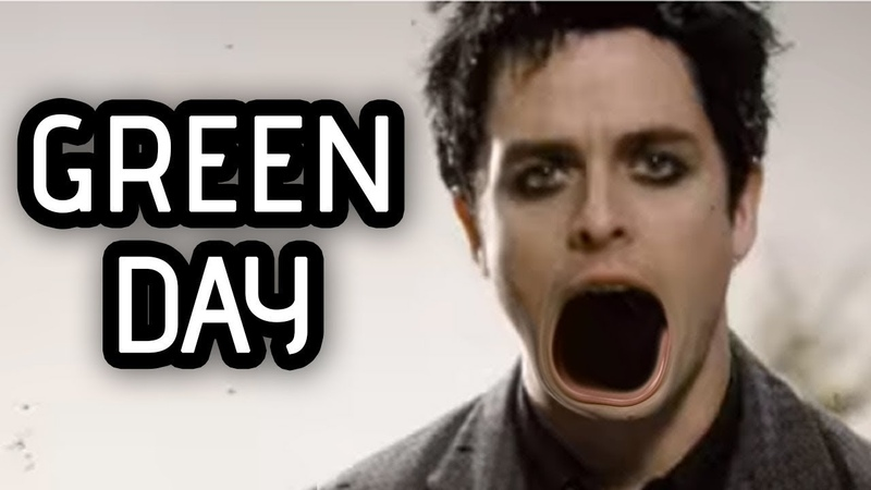 Boulevard of Broken Dreams but it's a complete shit show Green Day