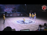 NS DANCE on HIP HOP INTERNATIONAL - RUSSIA 2018 (B-boy Bombardier)