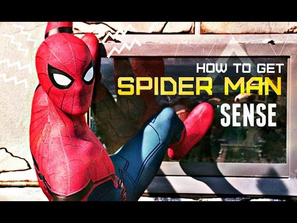SPIDER-MAN SENSE! 😱 Как получить паучье чутье. Другие гаджеты ПАУЧКА\