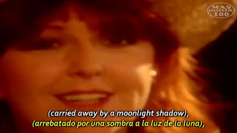 Mike Olfield ft Maggie Reilly Moonlight Shadow Lyrics Subt